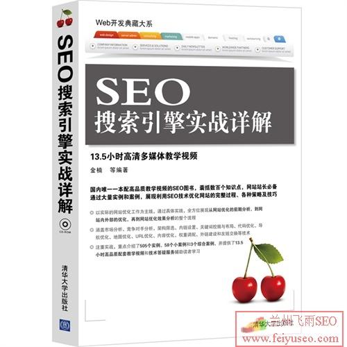 SEO搜索引擎实战详解(配光盘)
